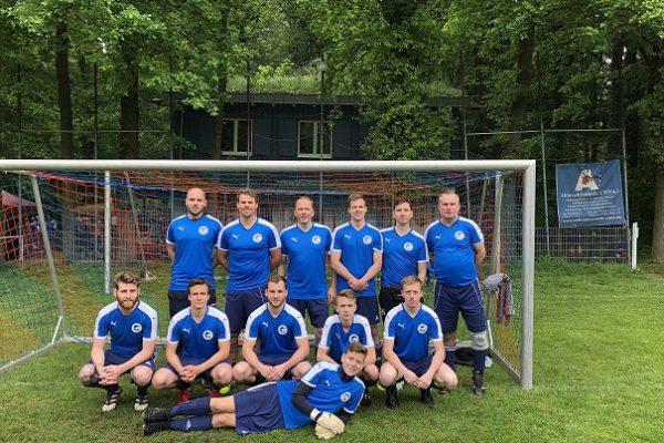 1. FC Steil Bergauf