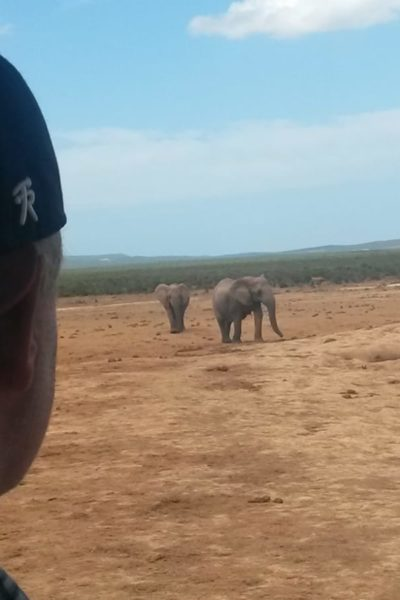 Jockel's Grüße aus Südafrika