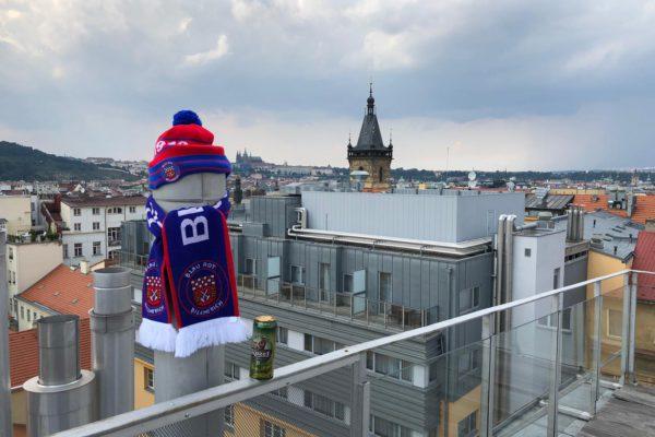 Alex in Prag
