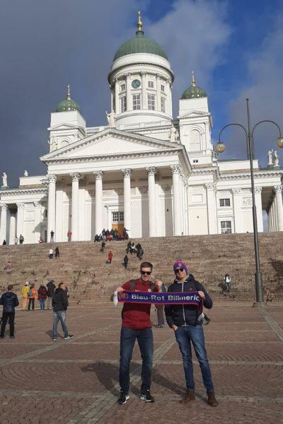 Dominic u Jan in Helsinki