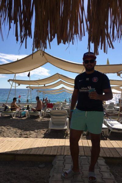 Flurims Urlaubsgrüße aus Alanya