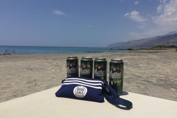 Anke auf Kreta
