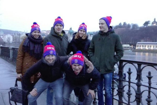 BRB in Prag