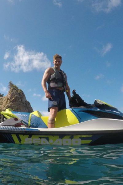 Lukas auf Mallorca
