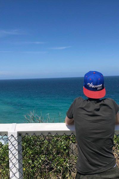 Felix (V-Mann) in Australien